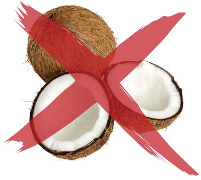 no-coconut